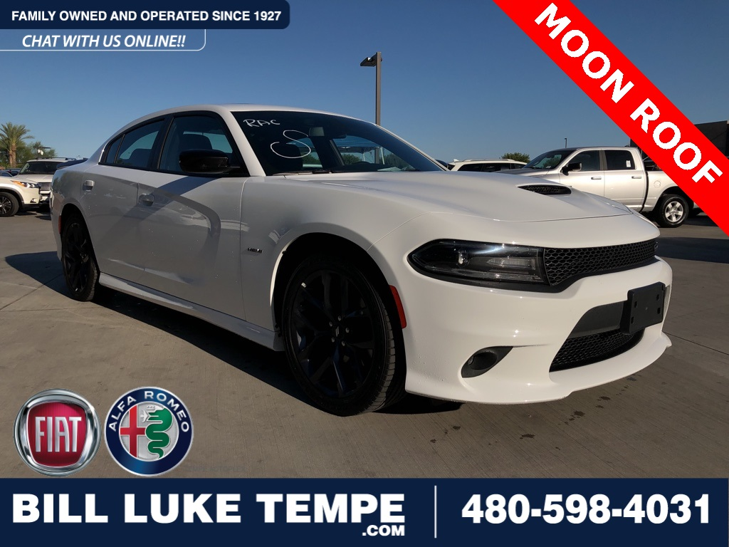 Pre-Owned 2019 Dodge Charger R/T BLACKTOP