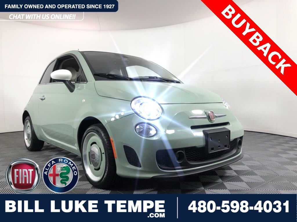 Pre-Owned 2018 FIAT 500 1957 EDITION