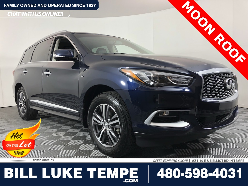 PRE-OWNED 2016 INFINITI QX60 FWD 4D SPORT UTILITY