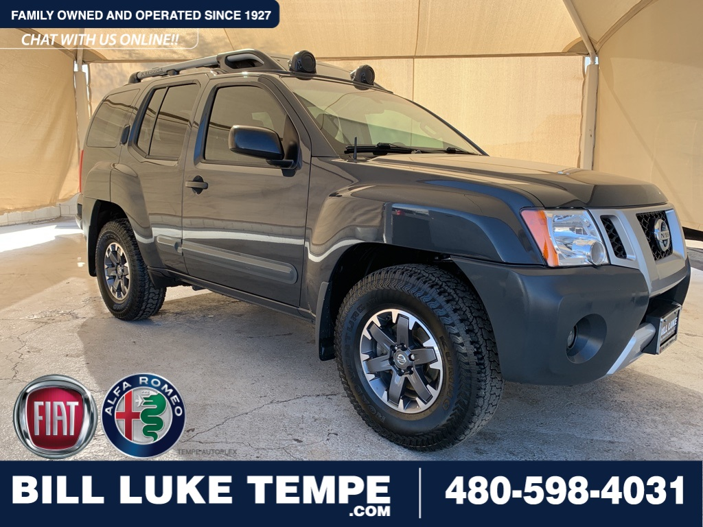 Pre-Owned 2014 Nissan Xterra PRO