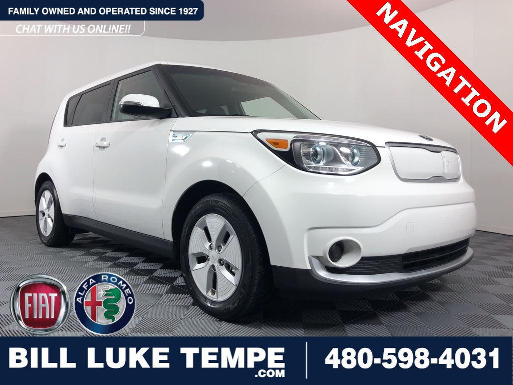 pre owned 2016 kia soul ev eve 4d hatchback in tempe. Black Bedroom Furniture Sets. Home Design Ideas