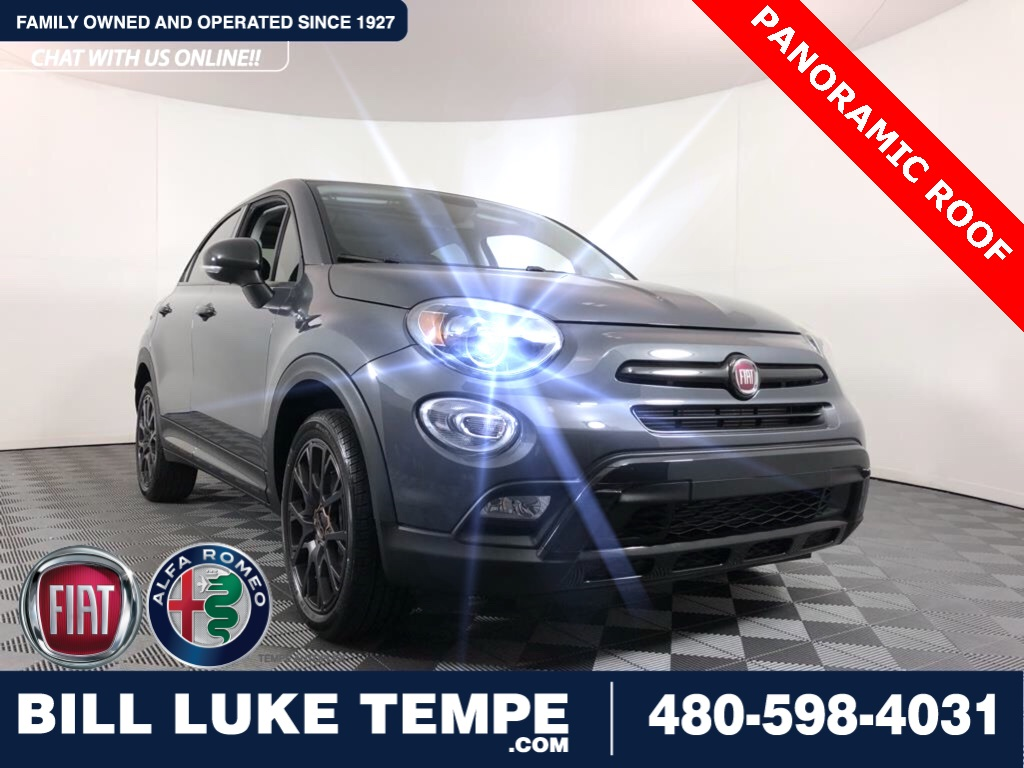 Certified Pre-Owned 2018 FIAT 500X URBANA EDITION