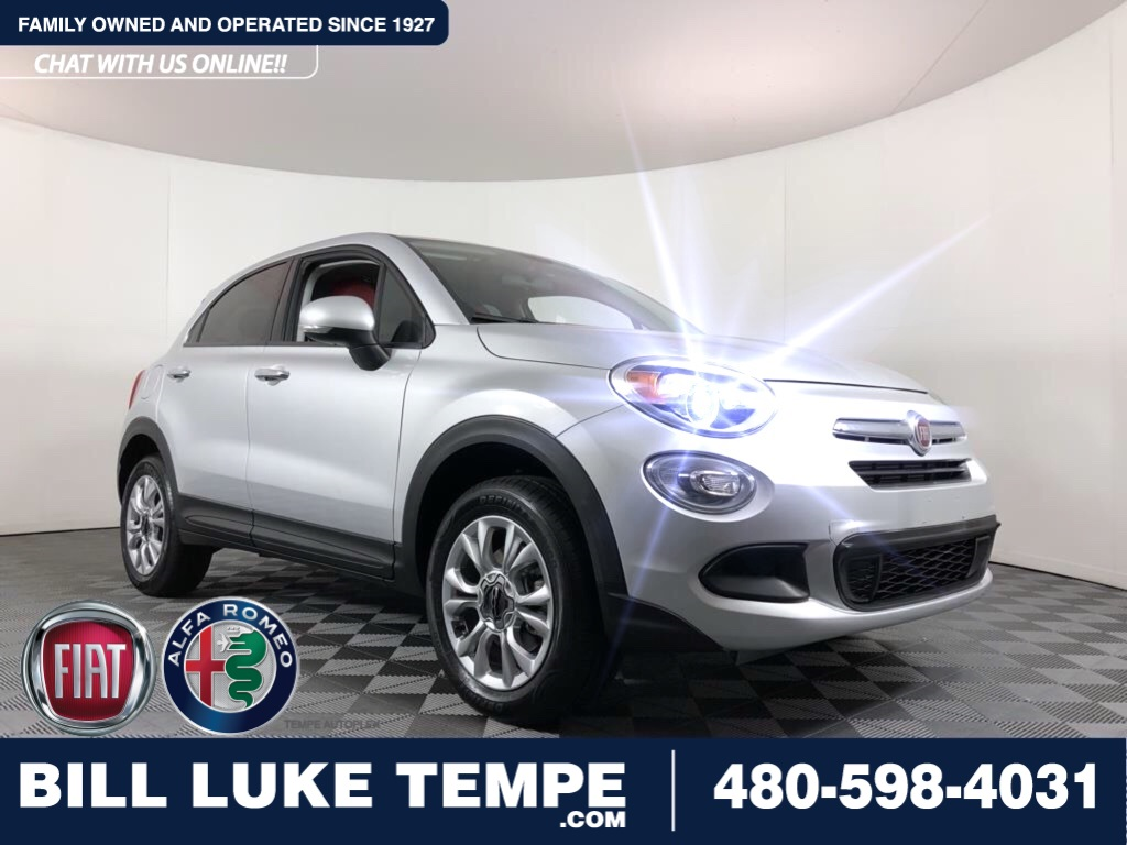 Certified Pre-Owned 2016 FIAT 500X Easy
